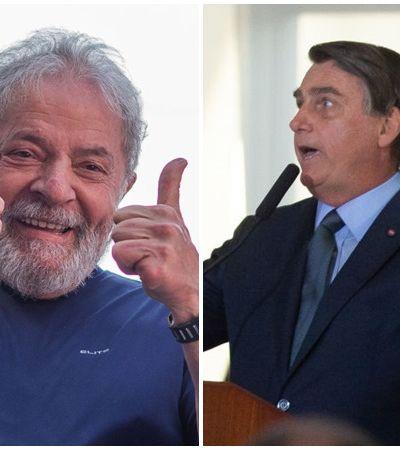 Lula e Bolsonaro bombam em eleições dominadas por militares, pastores e 'Zé das couves'
