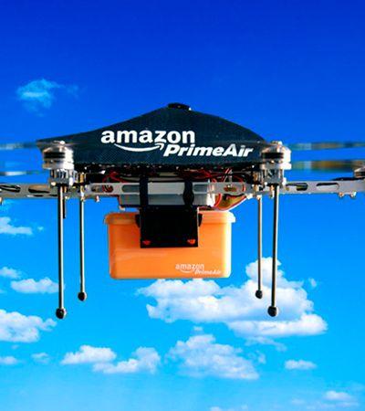 Drone delivery da Amazon está a apenas um passo de ser lançado