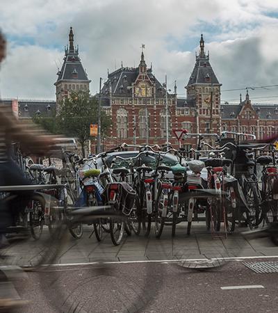 Estes são os 4 melhores países do mundo para ciclistas e suas bicicletas