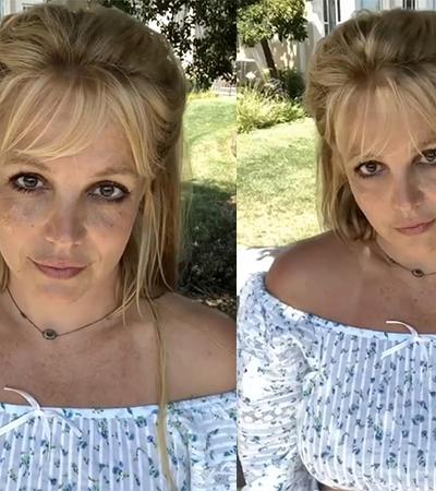 Britney Spears posa sem maquiagem 'pela 1ª vez na vida' em processo de cura de Hollywood