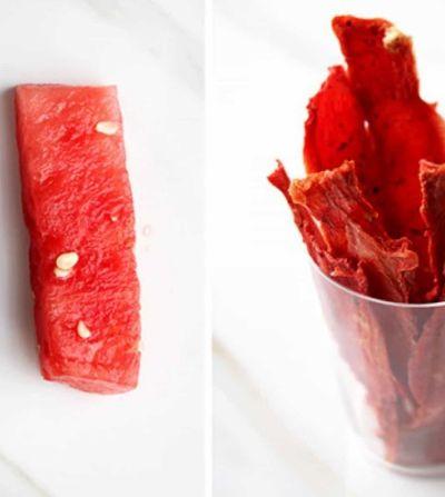 Carne de melancia parece ser última e controversa tendência em 2020