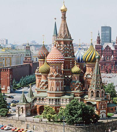 5 fatos fascinantes sobre a Catedral de São Basílio, em Moscou