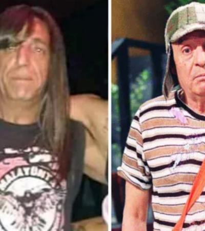 'Chaves metaleiro' viraliza com memes e assusta por semelhança com Roberto Bolaños