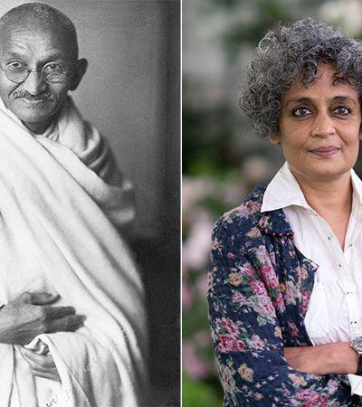 Ativista indiana diz ter 'crescido com meias-verdades e mentiras' sobre Gandhi
