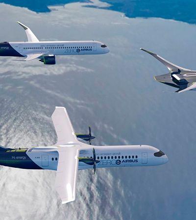 Aviões de hidrogênio e zero emissão podem iniciar operação mais cedo do que esperado
