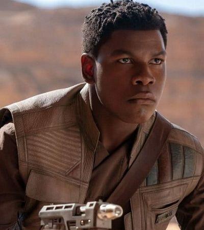 'Star Wars': 'fui o único com experiência baseada na raça', diz John Boyega