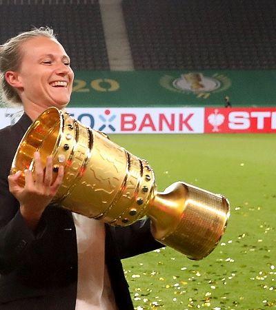 Kathleen Krüger: Bayern de Munique brilha com uma mulher como gerente geral
