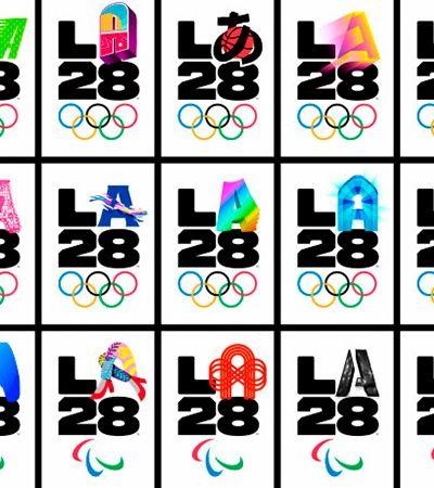 Olimpíadas de 2028 em Los Angeles terá logo em movimento