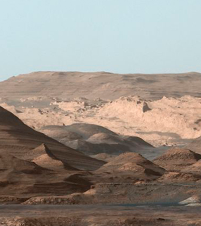 Marte com inverno de mais de -120ºC complica presença humana