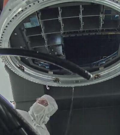 Primeira foto digital de 3.200 megapixels do mundo é captada por pesquisadores