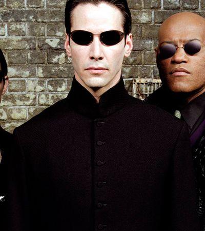 Matrix: uso de óculos de sol por personagens pode ser mais do que uma questão estética