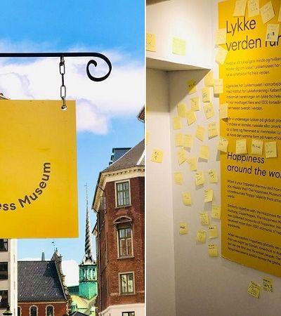 Primeiro 'Museu da Felicidade' do mundo é inaugurado em Copenhague