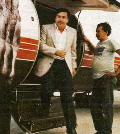 Sobrinho de Pablo Escobar encontra R$ 100 milhões em antigo apartamento do tio