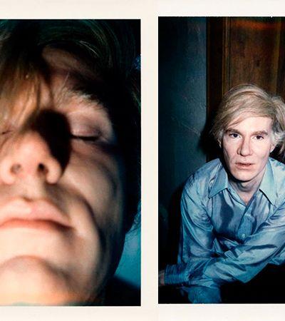 A intimidade de Andy Warhol registrada em polaroides pela melhor amiga do artista, falecida recentmente