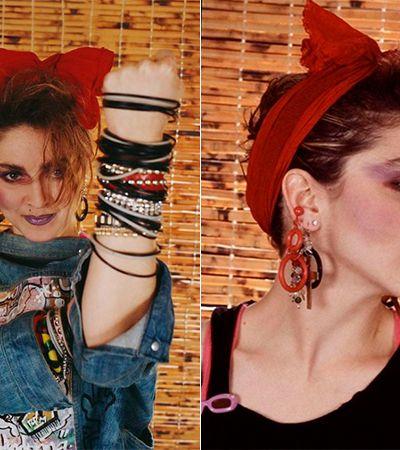 Ensaio fotográfico de 1984 mostra uma jovem Madonna se tornando a maior artista do mundo