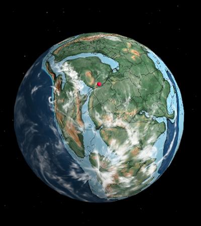 RJ sem mar? Mapa permite que você veja como era 'sua cidade' há 600 milhões de anos