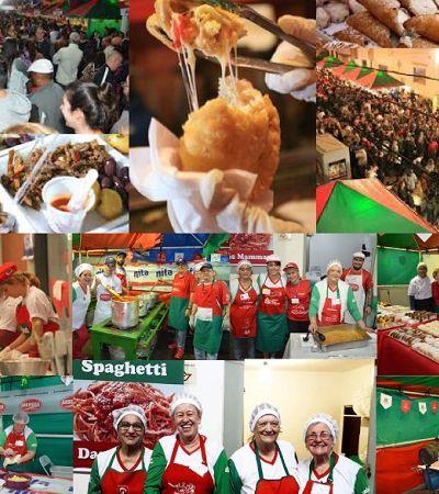 Festa de San Gennaro tem delivery e drive thru de comida italiana na edição de 2020