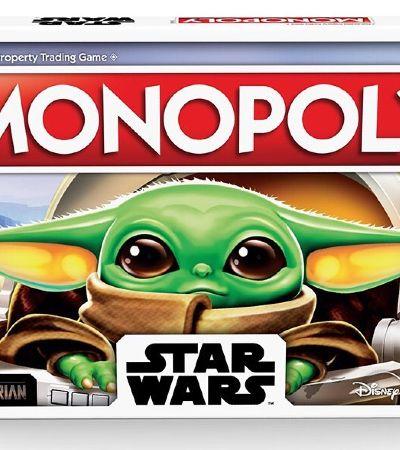 'Baby Yoda' é a versão mais fofa da história do Monopoly
