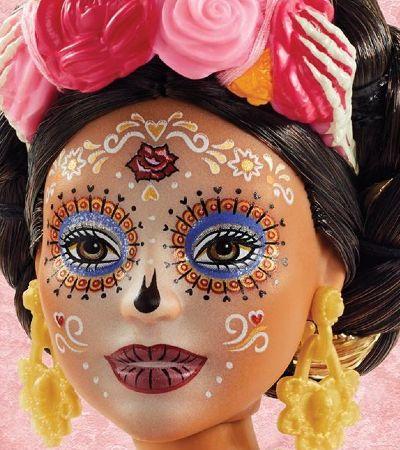 Barbie ganha edição especial para celebrar 'Dia dos Mortos'; veja fotos