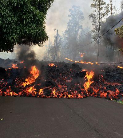 O guia definitivo de como escapar de um vulcão em erupção