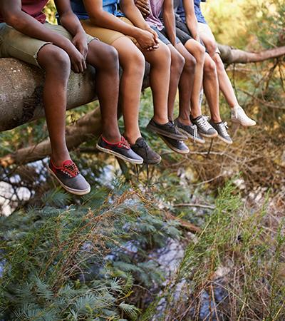 Crianças que vivem rodeadas de áreas verdes podem ser mais inteligentes, diz estudo