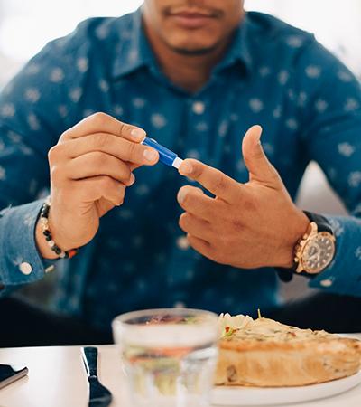Como o açúcar é o pilar no desenvolvimento de diabetes