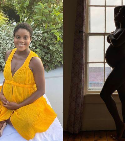 Ingrid Silva anuncia gravidez em vídeo poético dirigido por Taís Araújo