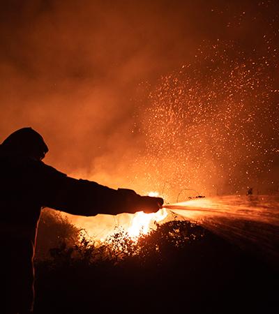 Incêndio que destruiu quase 30 mil hectares do Pantanal começou em grandes fazendas, diz PF