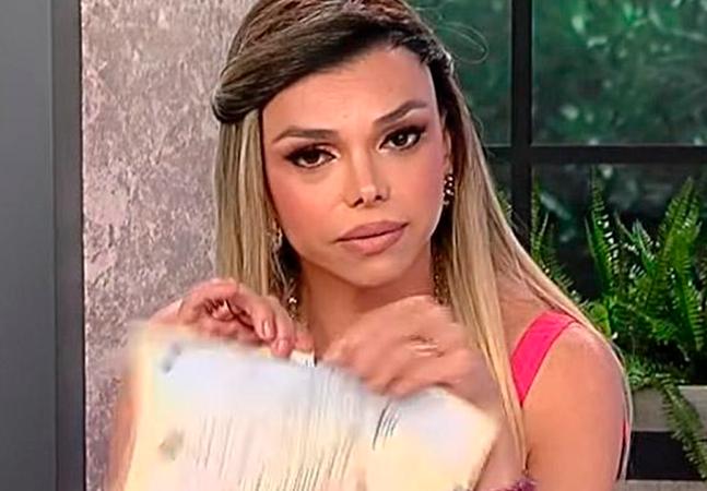 Leo Áquilla rasga certidão de nascimento e se emociona: 'graças à minha luta me tornei Leonora'