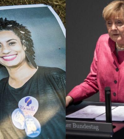 De Merkel à Marielle, livro conta as histórias das mulheres da política para adolescentes