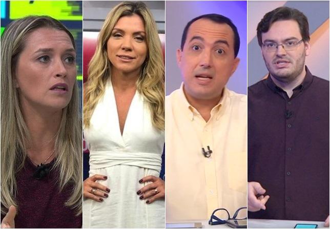 Caso Robinho: jornalistas da Globo tem número vazados e sofrem ataques