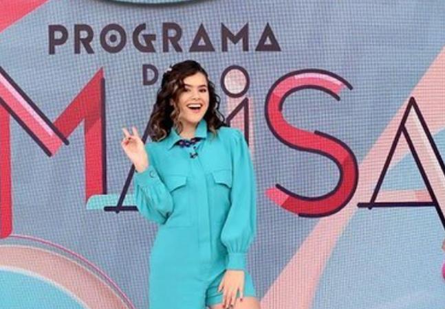 Maísa conta detalhes de sua saída do SBT após 13 anos: 'decisão muito difícil'