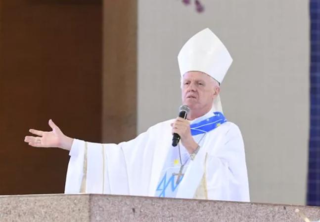 Arcebispo de Aparecida critica queimadas feminicídio e fake news