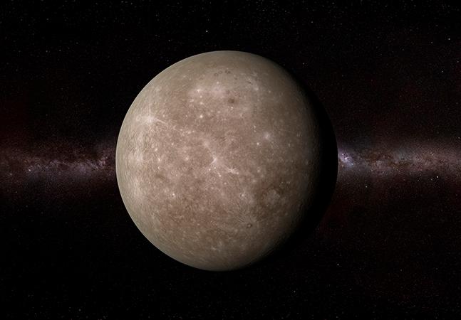 Temos uma chance rara de ver mercúrio no céu essa semana; saiba como identificar