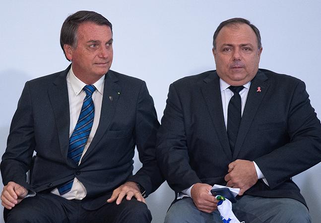 Bolsonaro nega anúncio de vacina do Ministério da Saúde: 'Não compraremos vacina da China'