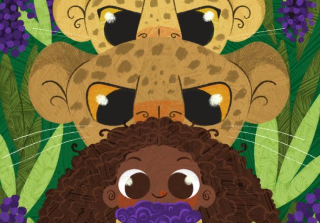 Tweet que transformou 'Cachinhos Dourados' em 'Cachinhos Crespos' vira capa de livro infantil
