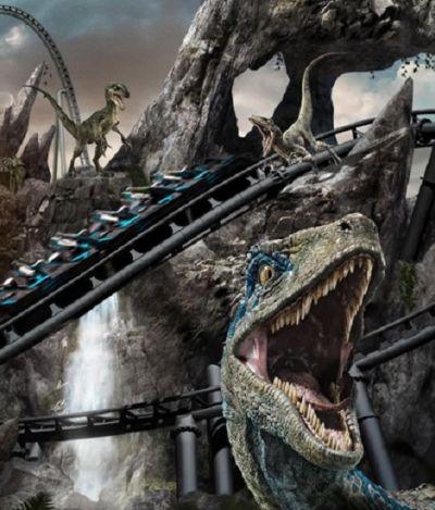 Montanha-russa de 'Jurassic World': veja os detalhes divulgados pela Universal