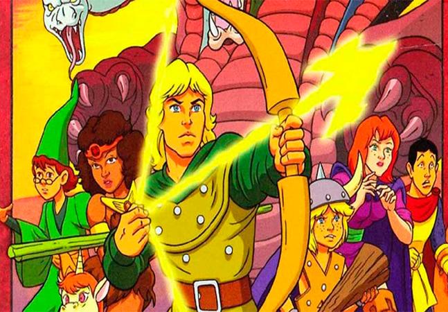 """Fãs criam enfim o episódio final de """"Caverna do Dragão""""em desenho animado"""