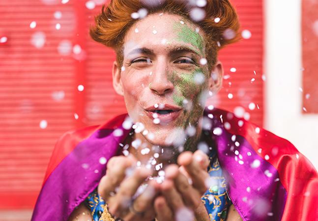 Eventos superespalhadores: Covid-19 se espalha como glitter no Carnaval