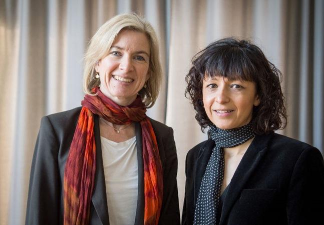 Nobel de química vai para dupla de mulheres por método de edição do genoma