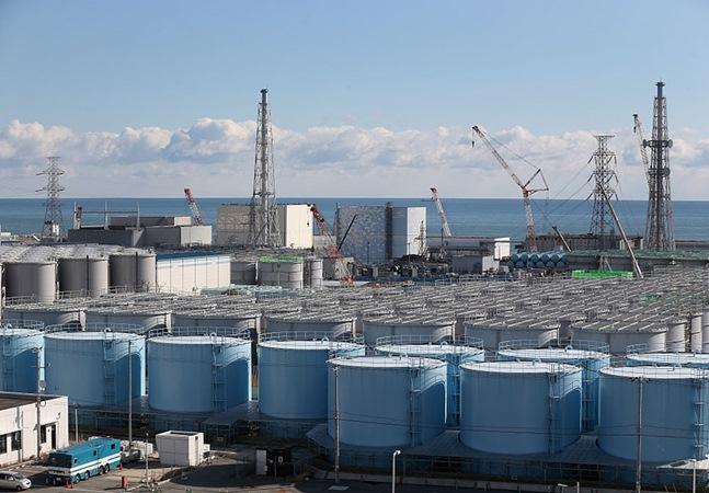 Japão pode jogar água contaminada de Fukushima no mar a partir de 2022