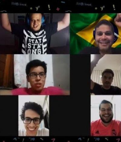 Com melhor resultado da história, Brasil vai ao Top 10 da Olimpíada Internacional de Matemática