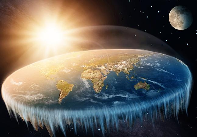 Terraplanistas: o casal que se perdeu ao tentar achar borda da Terra e foi salvo por bússola