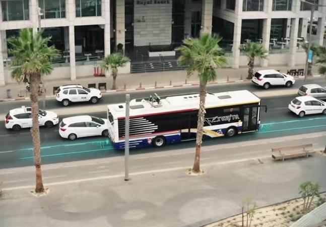 Tel Aviv vai se tornar primeira cidade do mundo com estrada elétrica que carrega carros