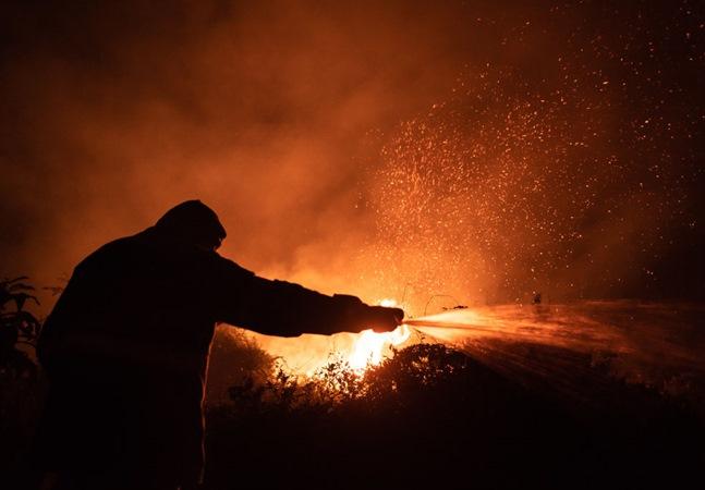 Ibama interrompe combate a incêndios no Pantanal por falta de dinheiro; R$ 19 milhões estão atrasados