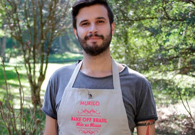 Ex-'Bake Off Brasil', Murilo Marques diz ter sido estuprado e roubado em encontro marcado por app