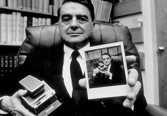 Edwin Land, o inventor da Polaroid: a história de um menino fascinado pela luz