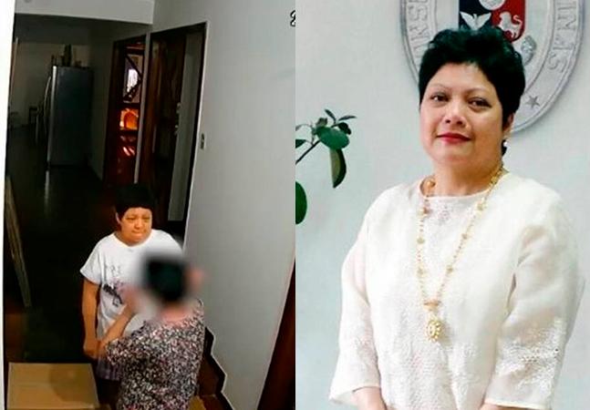 Diplomata é filmada agredindo funcionária da embaixada no Brasil