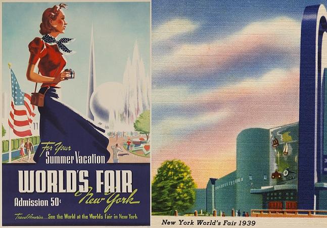 Feira Mundial de Nova York de 1939-40 previu o futuro e ajudou a moldar nosso 'hoje'