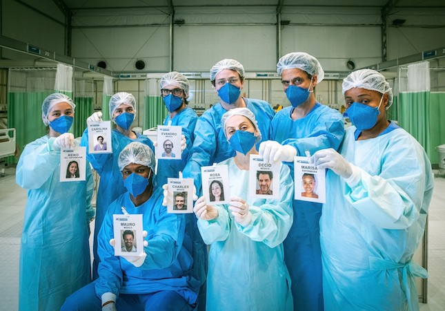 'Descaso com a saúde pública', diz ator da série 'Sob Pressão – Plantão Covid' sobre autoridades